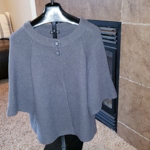 I.N. STUDIO WOMAN KNIT SHRUG CAREER SWEATER CUTE!